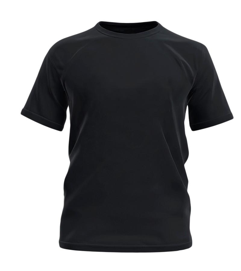 拉架纯棉纯色T恤广告衫