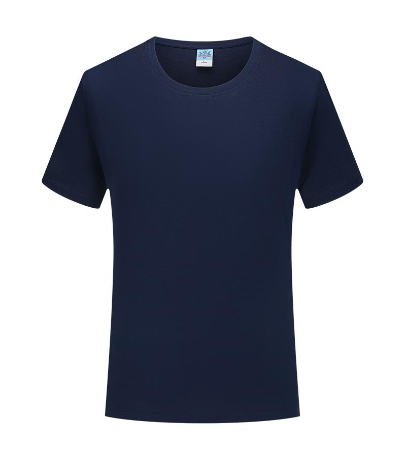 澳洲丝光棉圆领文化衫