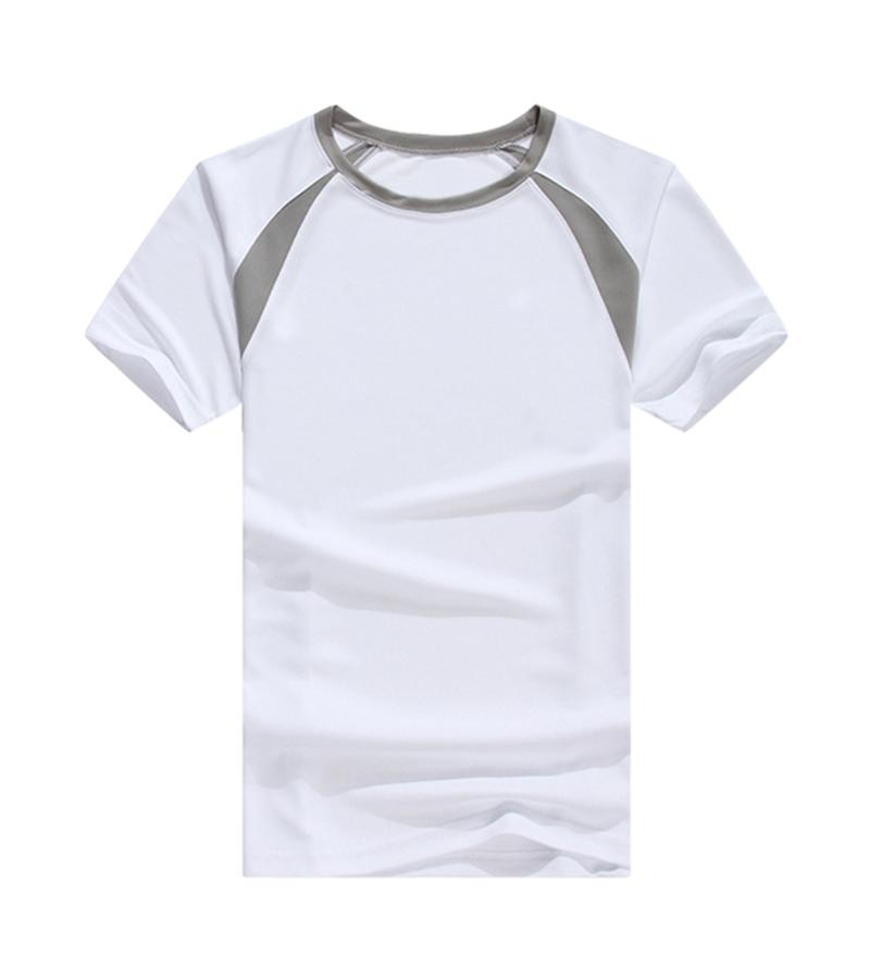 运动速干半袖圆领T恤