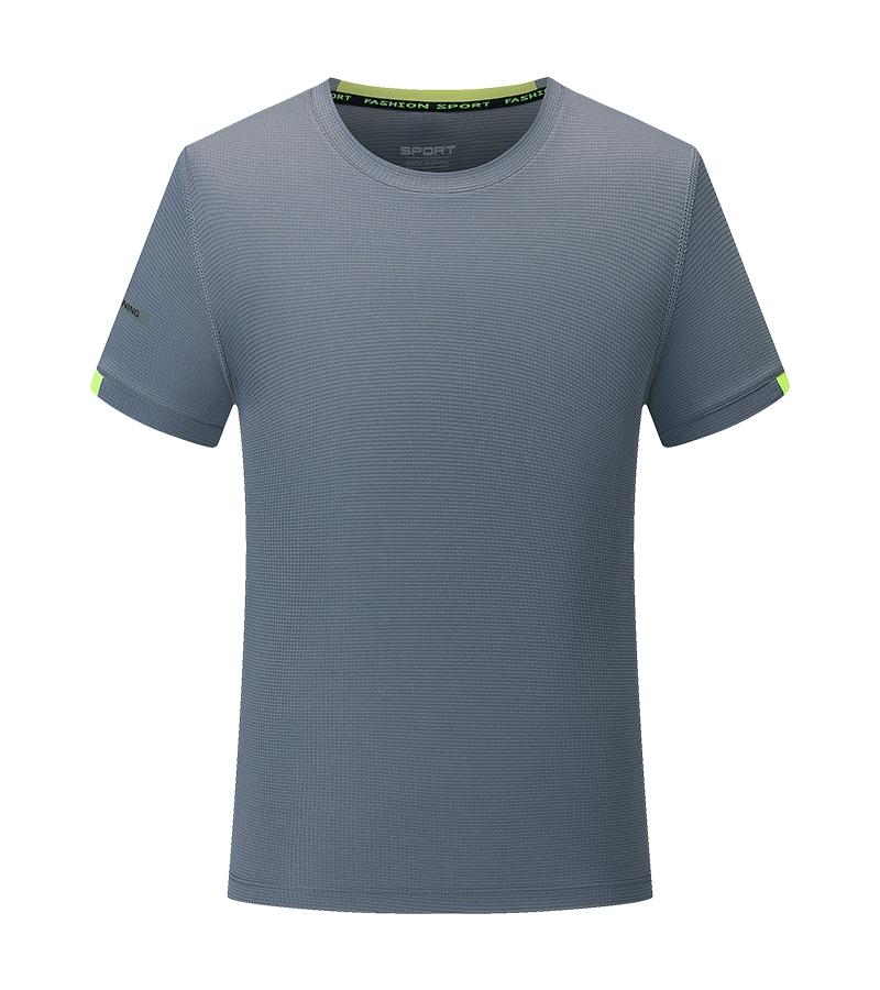 夜跑款运动速干圆领T恤